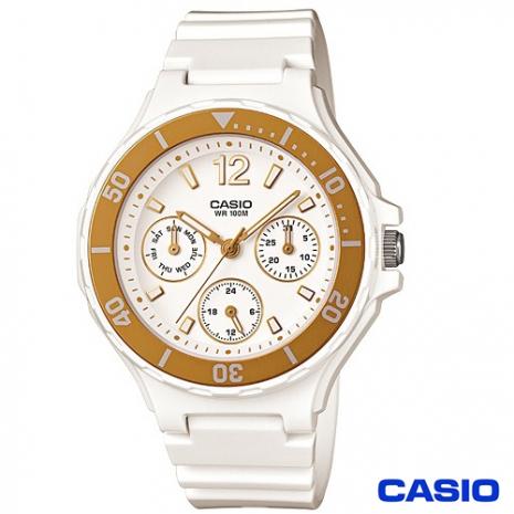 卡西歐 CASIO 運動甜心亮彩腕錶 LRW-250H-9A1