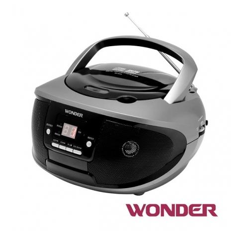 WONDER旺德 手提CD音響 WD-9203