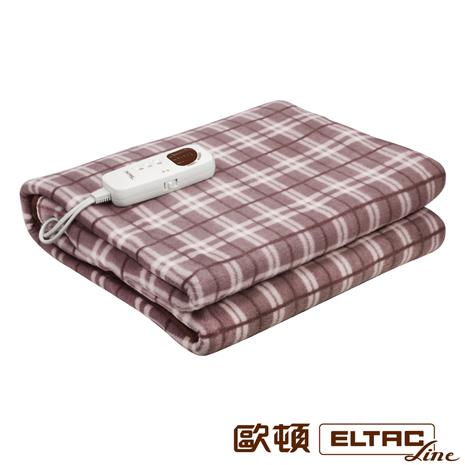 ELTAC歐頓 微電腦溫控(單人)電熱毯 EEH-B05S
