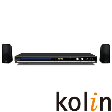 KOLIN歌林 DVD/USB音響組合 KMP-WD01S