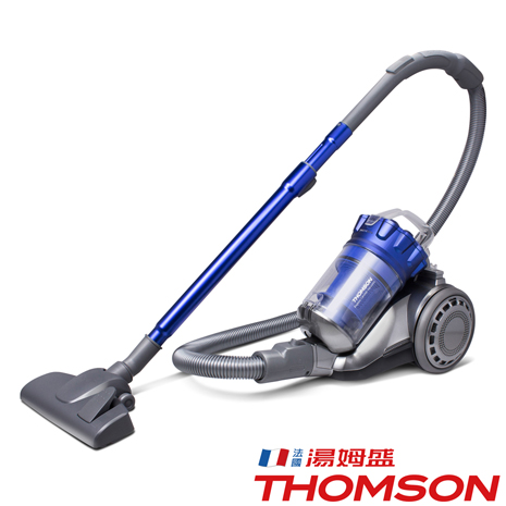 THOMSON湯姆盛 免紙袋吸力不衰減吸塵器 SA-V04