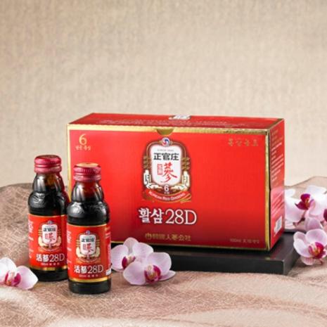 【正官庄】活蔘28D 8入禮盒
