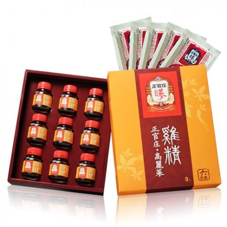 【正官庄】高麗蔘雞精9入禮盒