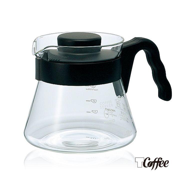 【TCoffee】HARIO-V60好握01黑色咖啡壺