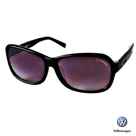 【Volkswagen】福斯太陽眼鏡 女款-時尚紫vwgo16-co1