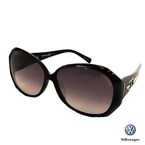 【Volkswagen】福斯太陽眼鏡 女款-時尚紫vwgo18-co1