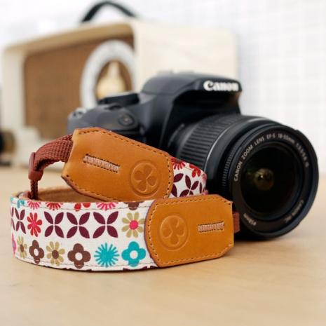 ICODE 幸運草 最流行的彩色相機背帶 PUBLIC 30 -新花色 [可愛萬花節/P0523]