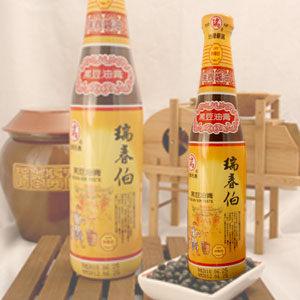 預購七日《瑞春》 瑞春伯黑豆醬油黑豆油膏(任選十二瓶)