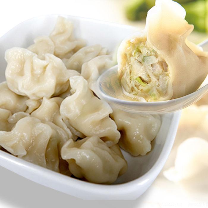《老爸ㄟ廚房》鬼頭刀水餃(20g*15顆/包,共2包)-預購