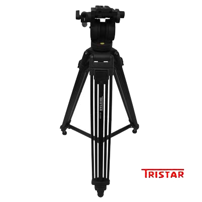 TRISTAR VD-2500專業攝影機專用腳架