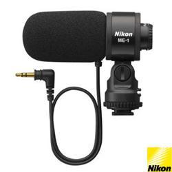 Nikon ME-1原廠立體收音麥克風-(公司貨)
