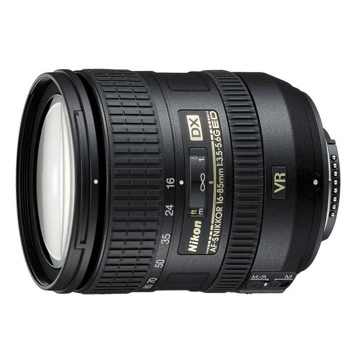 Nikon AF-S DX NIKKOR 16-85mm f/3.5-5.6G ED VR(*公司貨*)