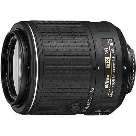 ★送原廠保護鏡Nikon AF-S DX NIKKOR 55-200mm f/4-5.6G ED VR II(公司貨)