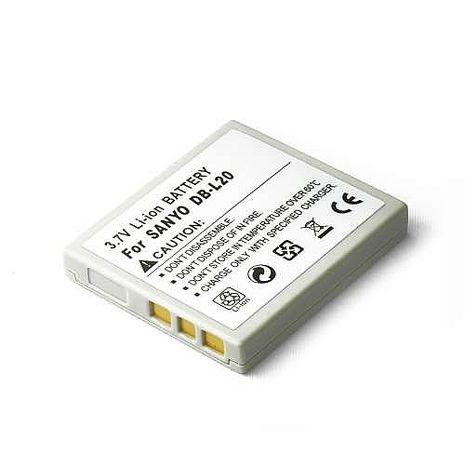 CBINC SANYO DBL-20 副廠鋰電池