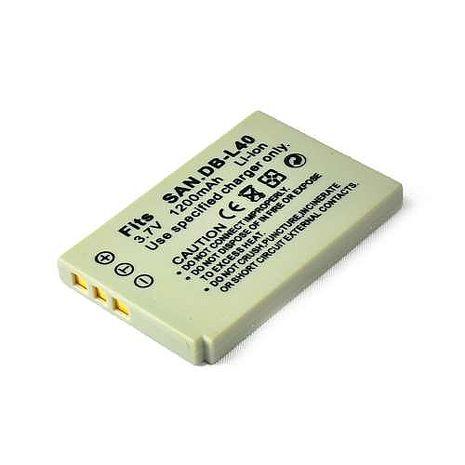 CBINC SANYO DBL-40 副廠鋰電池