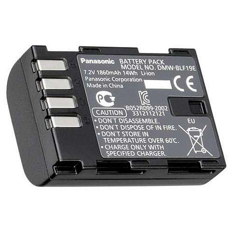 Panasonic DMW-BLF19 原廠鋰電池(盒裝)