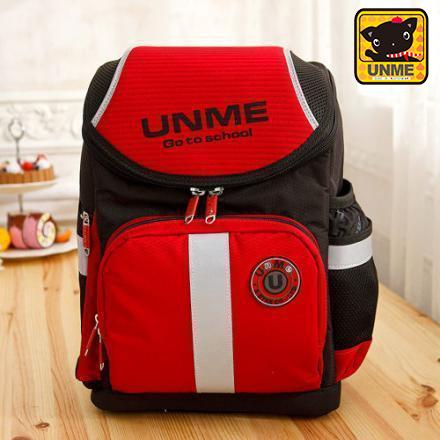 【UNME】護脊書包(紅色3071)