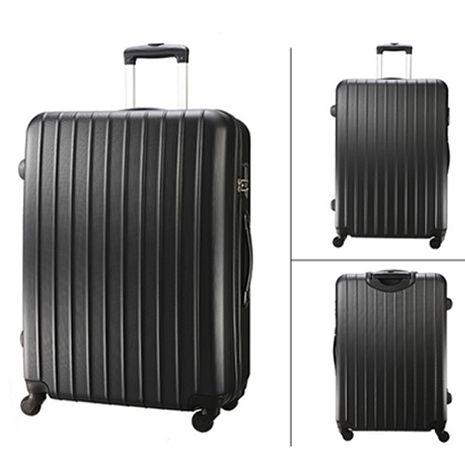 【AOU微笑旅行】24吋旅行箱 防刮行李箱 TSA海關鎖(四色可選90-008B)