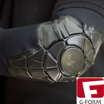 【G-FORM】超耐摔 Elbow Pad 護肘 黑色 (極限運動 單車 滑板 直排輪 護具 )