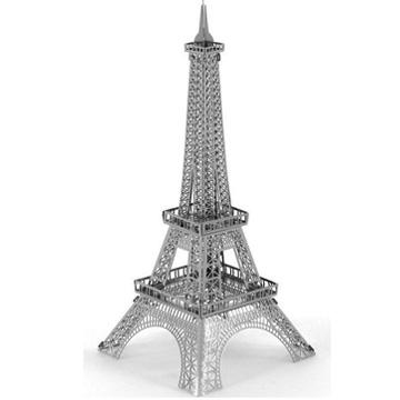 【Metallic nano puzzle 金屬拼圖】TMN-16 艾菲爾鐵塔