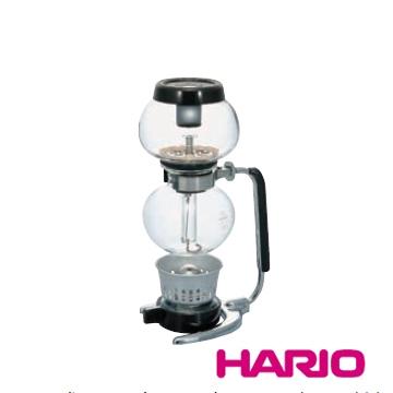 【HARIO】摩卡虹吸式咖啡壺3杯 / MCA-3