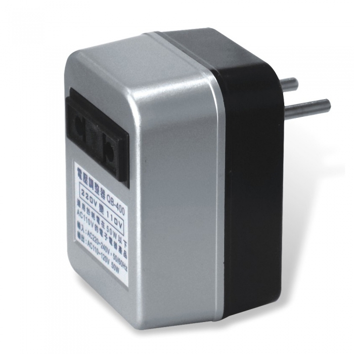 【Dr.AV】220V轉110V變壓器(QB-400)