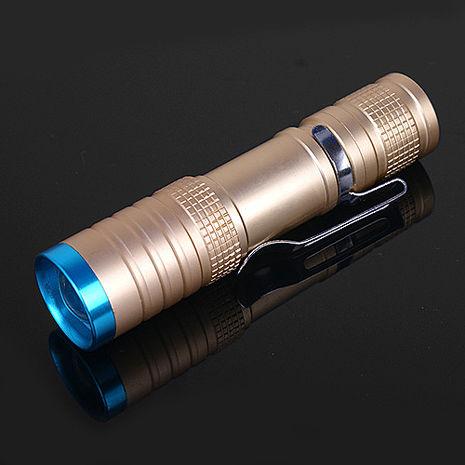 藍精靈隨身輕巧手電筒(CP007-裸機)