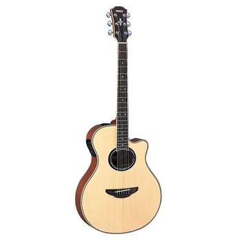 【YAMAHA】山葉 木吉他 民謠吉他 電木吉他(APX700II)