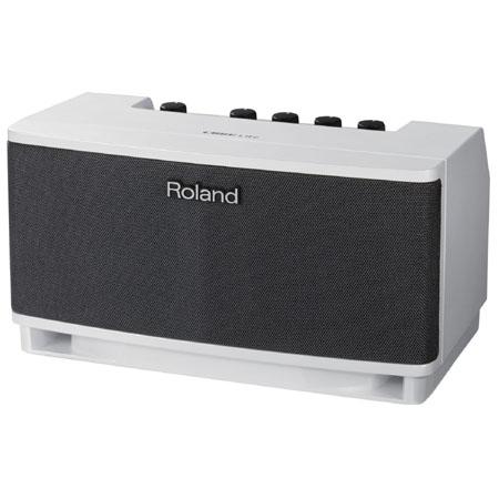 【ROLAND】吉他擴大音箱 台灣公司貨一年保固 白色(CUBE Lite)