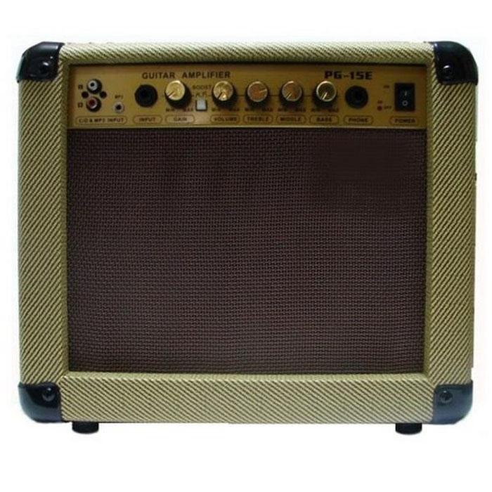 【CASTLE】Won sound 15瓦電吉他音箱 (PG-15E)