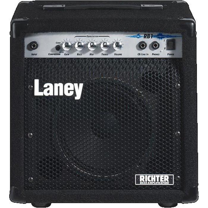 【Laney】英國知名品牌 15瓦 BASS貝斯音箱RB-1 原廠公司貨 電子鼓 電貝斯 皆適用(RB1)