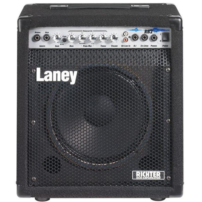 【Laney】RB-2 英國知名大廠 30瓦 貝斯 Bass音箱(RB2) 原廠公司貨 電子鼓 電貝斯 皆適用