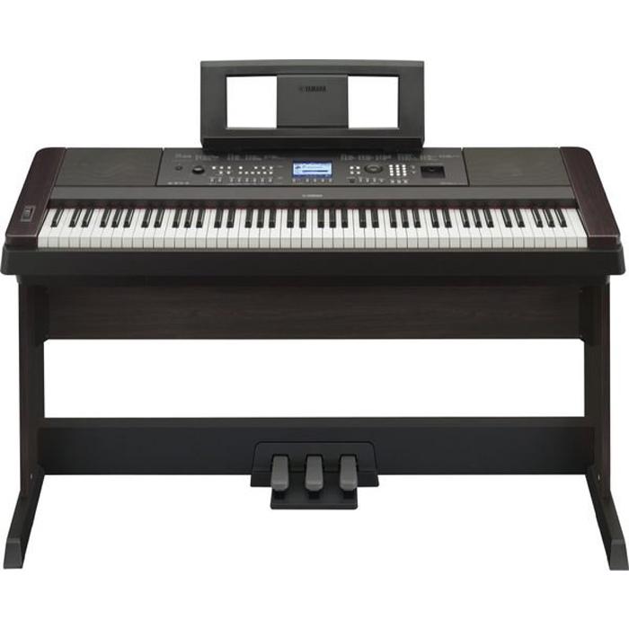 2014新品上市【YAMAHA】DGX-650'黑色'88鍵數位鋼琴(DGX650)