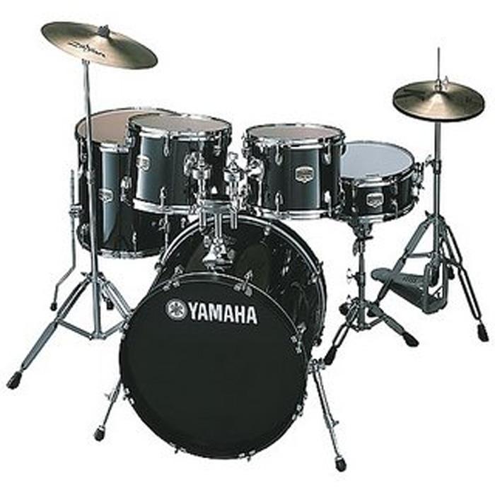 【YAMAHA】進階 入門 爵士鼓組 GIGMAKER (GM2F51)【不含銅鈸】
