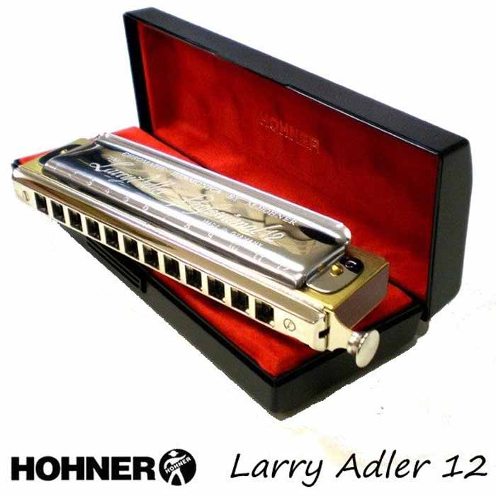 【HOHNER】德國製 半音階口琴(7534/48)