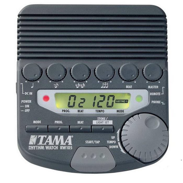 【TAMA】RW-105 高品質 高級電子式節拍器(RW105)