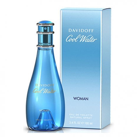 Davidoff Coolwater 大衛杜夫冷泉女性淡香水 30ml