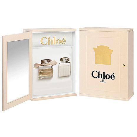 Chloe 2016同名女性淡香精春日限量禮盒 50ml+100ml 身體乳