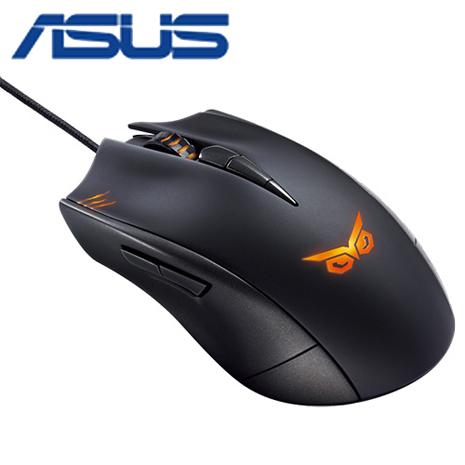 【福利品】ASUS 華碩 梟鷹 STRIX CLAW 電競滑鼠