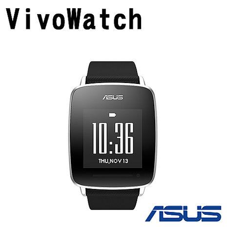 ASUS 華碩 VivoWatch 智慧健康 運動手錶 【黑色】