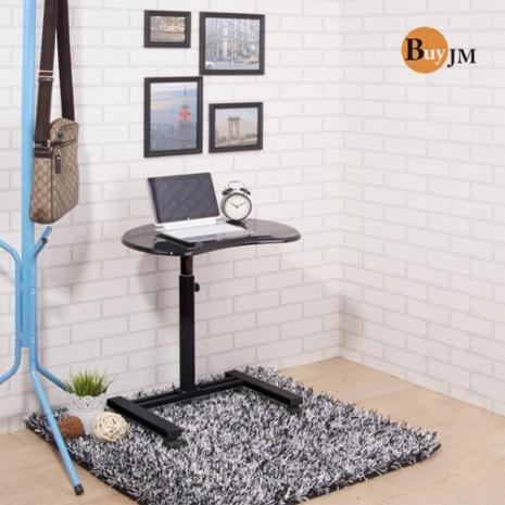 BuyJM鏡面防潑水鏡面升降NB電腦桌
