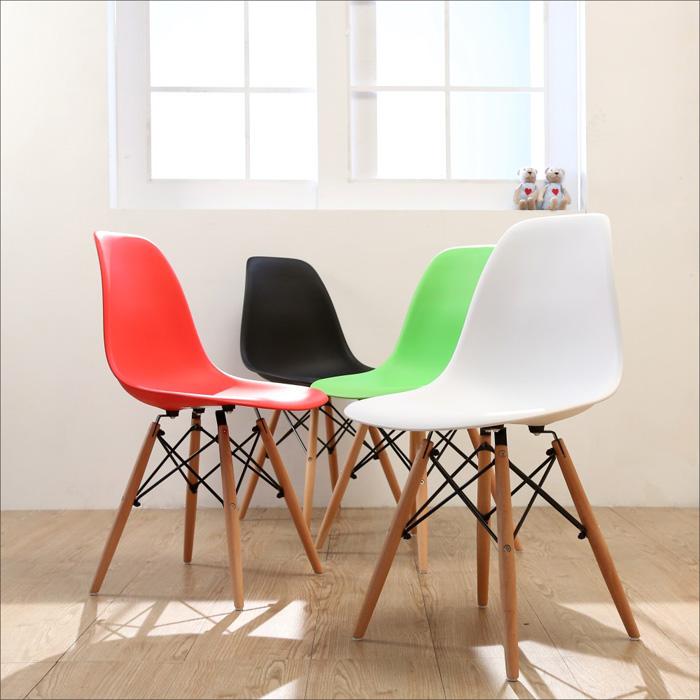 《BuyJM》復刻版造型椅/餐椅/洽談椅 (4色可選)