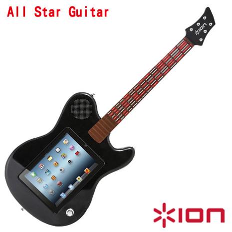 【Ion Audio】ALL-STAR GUITAR 蘋果專用吉他指法練習器