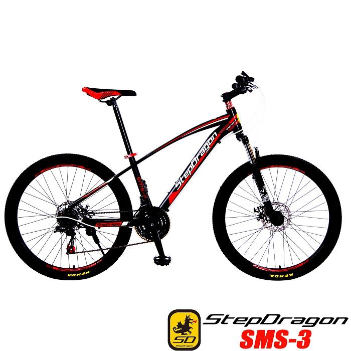【預購】【StepDragon】SMS-3 日本 SHIMANO 21速碟煞登山車