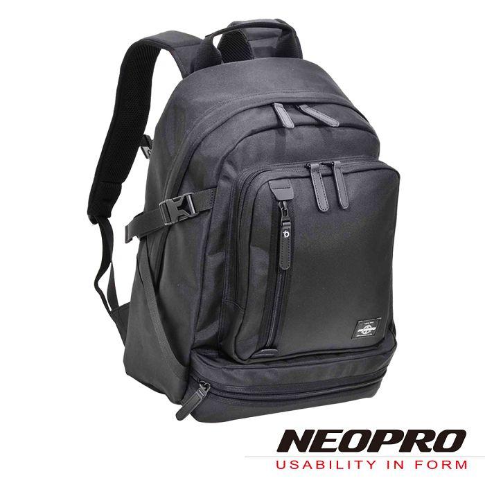 【日本 NEOPRO】日本設計 多功能收納 PC 後背電腦包 / 旅行箱