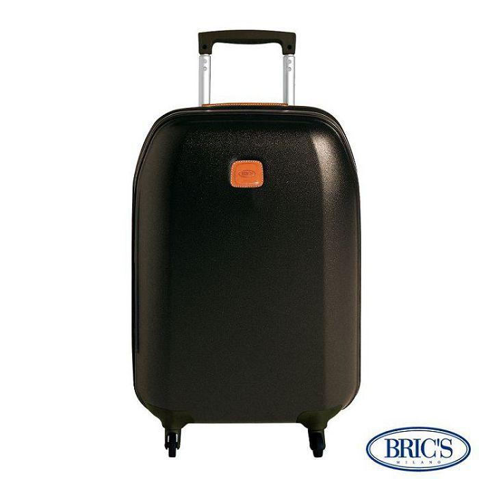 【米蘭 BRICS】經典輕量 21吋 PC 拉鍊拉桿 360度靜音輪 行李箱 - 橄欖綠