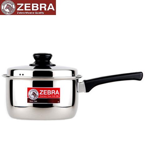 【斑馬ZEBRA】頂級不鏽鋼單把湯鍋(16cm)