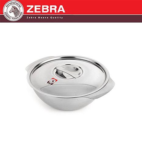 【斑馬ZEBRA】頂級#304不鏽鋼湯碗(12cm/400ml)