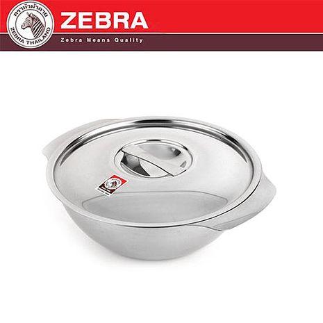 【斑馬ZEBRA】頂級#304不鏽鋼湯碗(16cm/900ml)