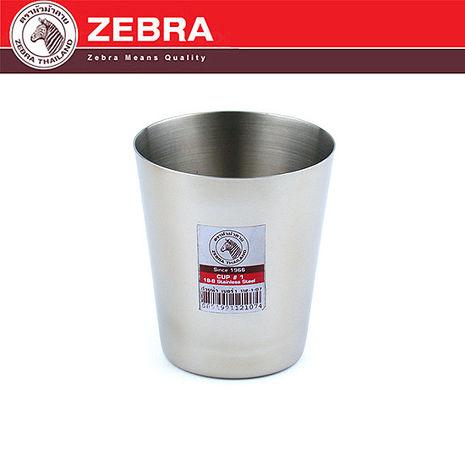 【斑馬ZEBRA】頂級#304不鏽鋼小鋼杯/230ml